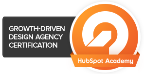 Growth-Driven Design Agency Certification
