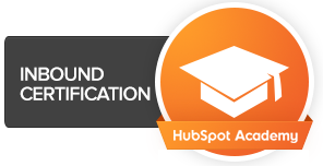 Certified in Inbound Marketing